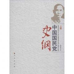 中国国民党史纲(上下册)