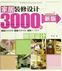 新版家居装修设计3000例.细部设计