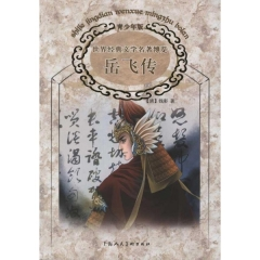 新华图书 支持正版 岳飞传/世界经典文学名著博览-钱彩-钱彩