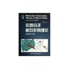 宏观分子相互作用理论——基础和计算(精)
