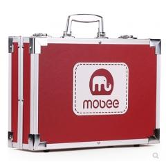 英国小象MOBEE儿童绘画套装幼儿园水彩笔蜡笔画画笔工具学生礼盒