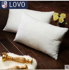 LOVO 柔梦纤柔对枕2只装