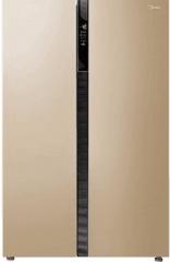 美的冰箱对开门BCD-525WKPZM(E)