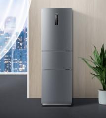 美的冰箱BCD-215WTPM(E)