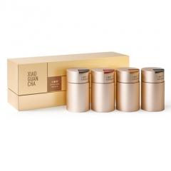 小罐茶尊享商务系列四罐多泡装拼装礼盒