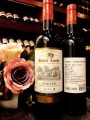圣露德·贝吉哈克(Les Gauries Bergerac)-原瓶进口干型红葡萄酒