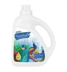 Numbudh天然皂液-洁净柔护洗衣液3kg*3