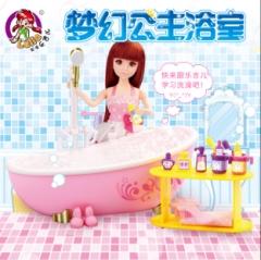乐吉儿梦幻公主浴室A070
