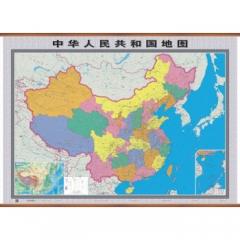 中华人民共和国地图(全新升级版)