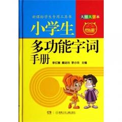 小学生多功能字词手册(大图大字本)