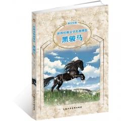 经典动物故事馆:黑骏马(青少年版)