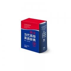 新华图书 支持正版朗文当代高级英语辞典(英英;英汉双解)(第5