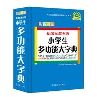 新课标教材版小学生多功能大字典(32K)