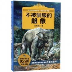 沈石溪动物小说守望生命书系-不被驯服的雌象