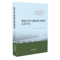 我国天然气储备能力建设政策研究