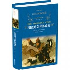 经典译林:钢铁是怎样炼成的(第三版 教育部部编教材初中语文八年级下必读)