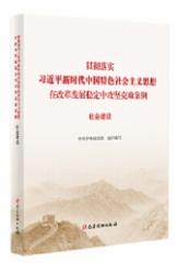 社会建设·贯彻落实习近平新时代中国特色社会主义思想在改革发展稳定中攻坚克难案例