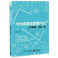 华为高绩效管理PBC——上下同欲、力出一孔